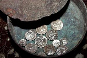 македонские монеты