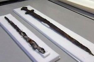 Скандинавские меч