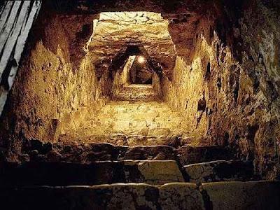 Подземный лабиринт