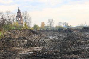 Уничтожение памятника