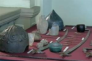 Артефакты, переданные в музей