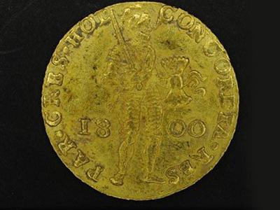 Голландский золотой дукат