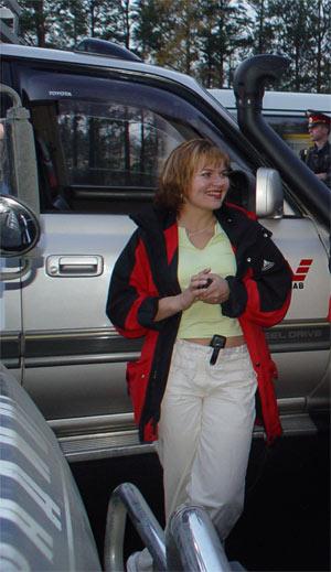 Екатерина Бояринцева